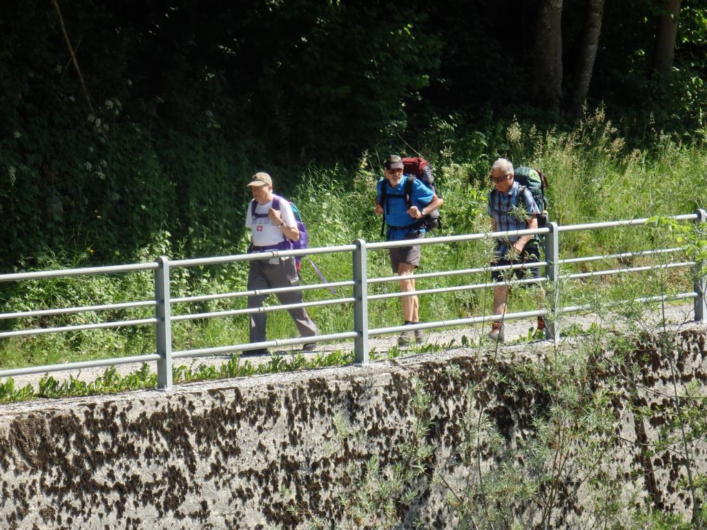 2019-06-19 Röstigraben 17. Etappe Rougemeont - L'Etivaz