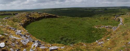 The Burren National Park 4 - Cathair Chomáin