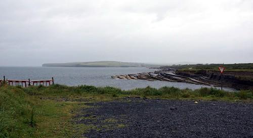 Kilbaha bay