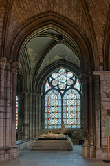 Basilique de Saint-Denis, Gisant de Henri II et Catherine de Médicis