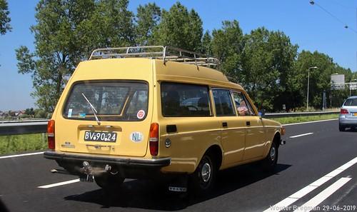 Volvo 145 Express 1972