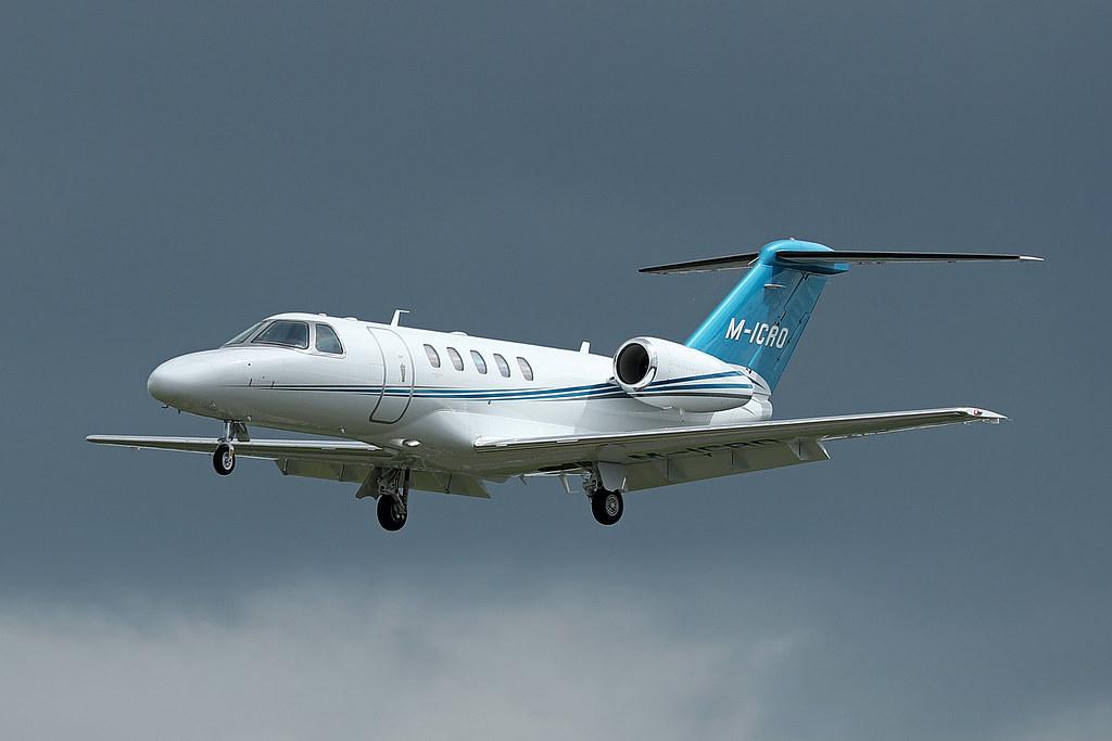 Breadsall Aviation Ltd Cessna 525c Citation Cj4 M Icro