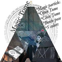 ^AH^ Magic Tome