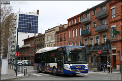 Irisbus Citélis 12 CNG - Tisséo Voyageurs / Tisséo n°1134 - Photo of Toulouse