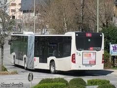 MERCEDES-BENZ Citaro G C2 - 4016 - Keolis Chambéry