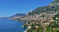 Monaco from the East.