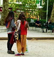 Two Technicolor Girls