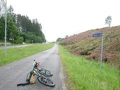 Rustad - Nordre Rom, (Osloveien,FV128) Askim, Indre Østfold, Norway