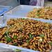 Fried bugs