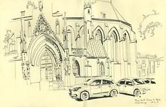 Place Saint-Pierre le Jeune - Strasbourg