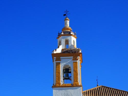 <Campanario> La Puebla de Cazalla(Sevilla)