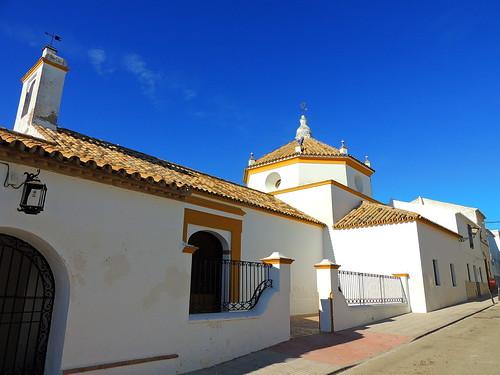 <Ermita San José> La Puebla de Cazalla(Sevilla)
