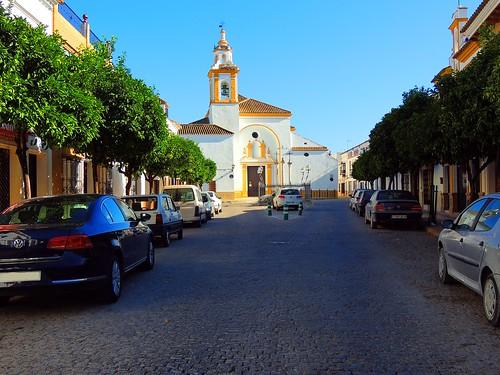 La Puebla de Cazalla(Sevilla)