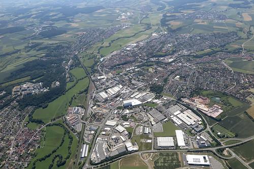 Ka 8 Flug, Bad Neustadt am 23.6.2019
