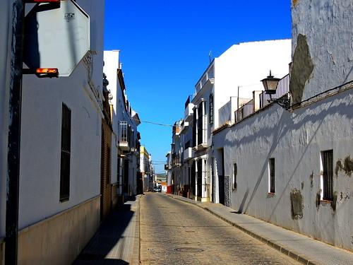 <Calle Papitas> La Puebla de Cazalla(Sevilla)
