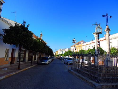 <Conjunto de Cruces (S.XVI)> La Puebla de Cazalla(Sevilla)
