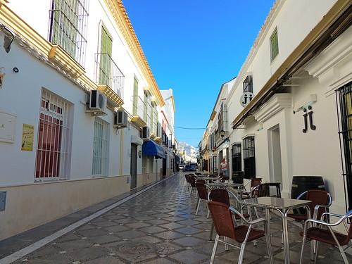 <Calle Marchena> La Puebla de Cazalla(Sevilla)