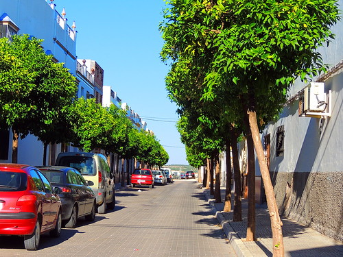 <Calle Fernando García Suarez> La Puebla de Cazalla(Sevilla)