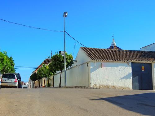 <Calle San Luis> La Puebla de Cazalla(Sevilla)