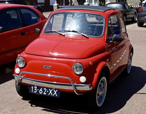 Fiat 500 / Stevensweert