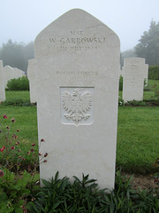 Bayeux Commonwealth War Graves Commission Cemetery, May 2018