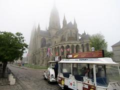 Bayeux Cathedral, May 2018