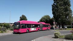 Renault/Irisbus Agora L GNV n°655 sur la ligne C3