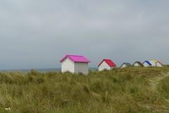 Cabine de plage - Photo of Boisroger