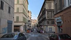 Rue d'lsoard / Rue Jean de Bernardy - Photo of Marseille 16e Arrondissement