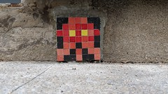 Space Invader - Photo of Sannes