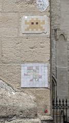 Space Invaders - Photo of Morières-lès-Avignon