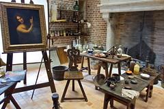 The painter's workshop 2