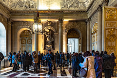 Walking through history and art of Versailles Palace, France-27a - Photo of Châteaufort