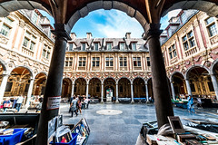 The Vieille Bourse of Lille - Photo of Capinghem