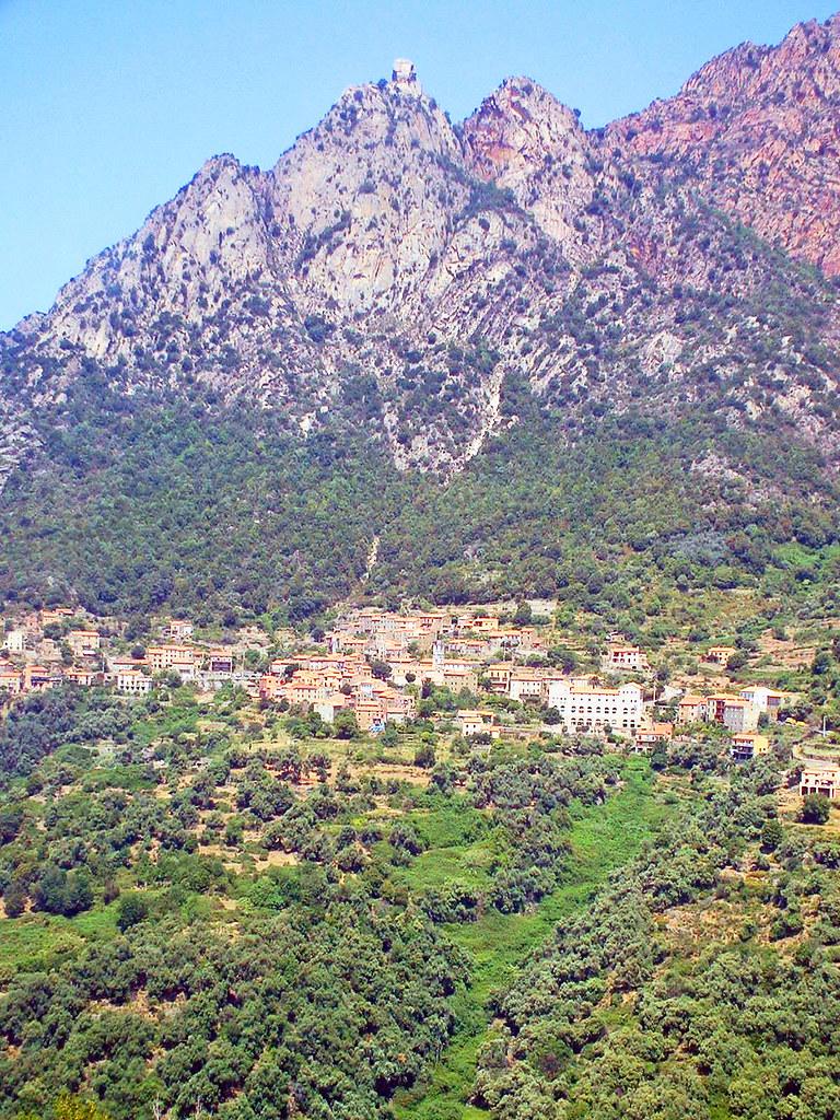 Carte Corse Marignana.Marignana Carte Plan Hotel Village De Marignana 20141