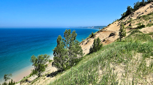 Overlook at Arcadia Dunes, Michigan