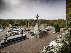Graveyard Saint-Céneri-le-Gérei - Photo of La Ferrière-Bochard