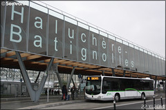 Mercedes-Benz Citaro - Keolis Atlantique / TAN (Transports en commun de l'Agglomération Nantaise) - Photo of Nantes