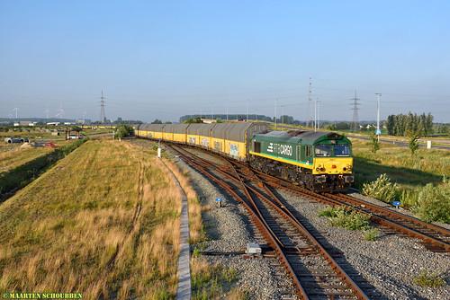RTB Cargo @ Bundel Zandeken