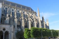 Bourges : la cathédrale Saint-Étienne