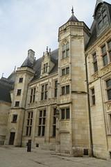 Bourges : le palais de Jacques Coeur