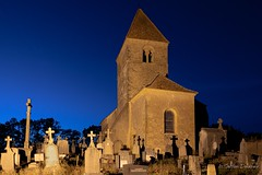 Chapelle romane de Saint Yan_