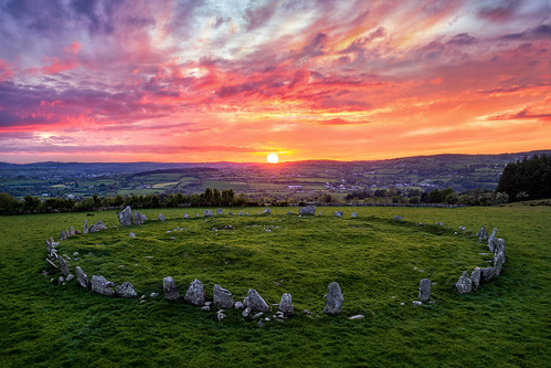 """Beltany Stone Circle - Donegal"""