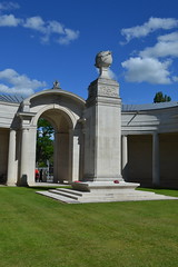 Faubourg d'Amiens CWGC Cemetery and Memorial to the Missing, Arras. - Photo of Athies