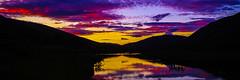 Clunie Water Sunset