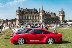 Porsche 959 S - Photo of Gouvieux