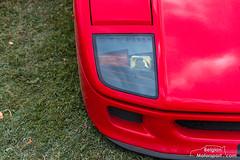 Ferrari F40 - Photo of Gouvieux