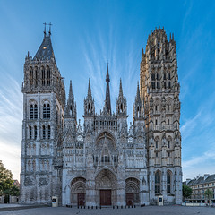 2019-170/365 Cathedrale Notre Dame de Rouen