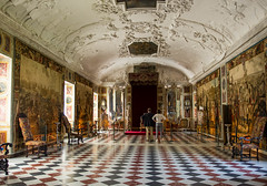 Ball room in Rosenborg castle