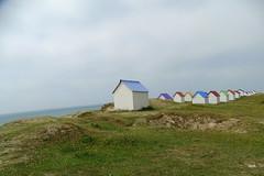 Cabines de plage - Photo of Boisroger